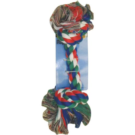 Westminster Pet Ruffin' it Large Multi-Colored Rope Tug Dog Toy
