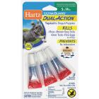 Hartz UltraGuard Dual Action 3-Month Supply Flea & Tick Treatment For Dogs & Puppies From 5 to 14 Lb. Image 1