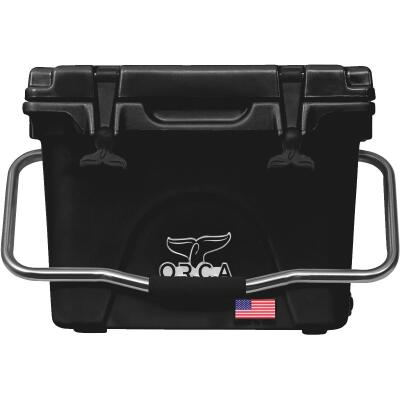 Orca 20 Qt. 18-Can Cooler, Black