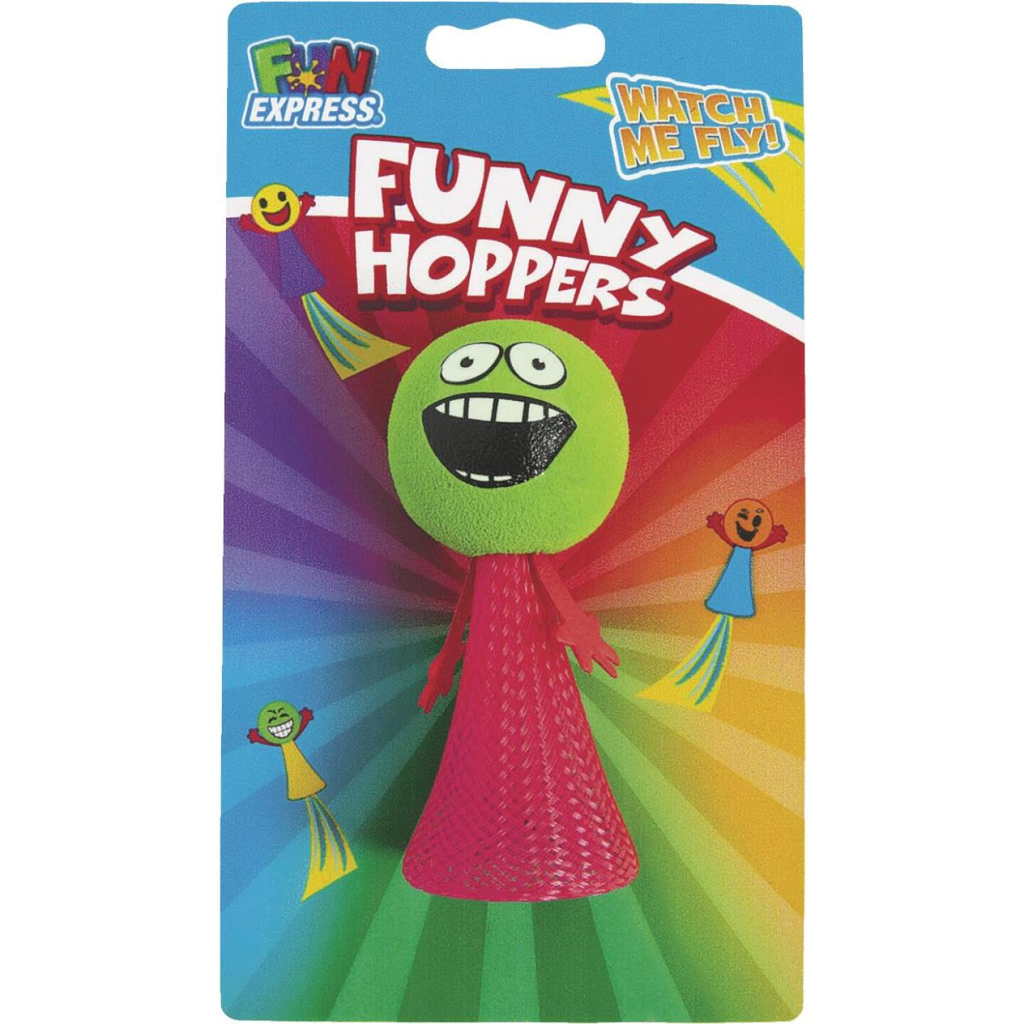 Fun Express Funny Face Hoppers Image 1