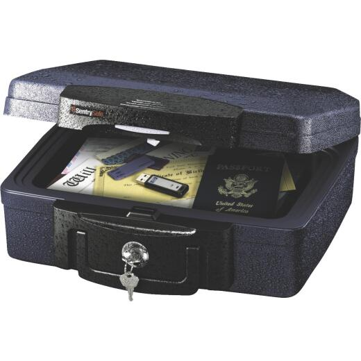 Sentry Safe Key Lock Steel 13 In. Deep Security Chest